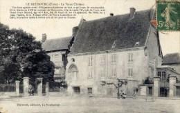 27 LE NEUBOURG  Le Vieux Chateau Petite Animation - Le Neubourg