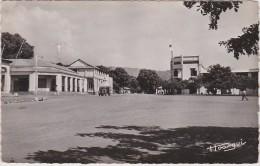 AFRIQUE CENTRAFRIQUE  A.E.F. BANGUI  Place Édouard Renard - República Centroafricana