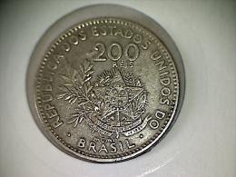 Brésil 200 Reis 1901 - Brésil