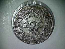 Brésil 200 Reis 1940 - Brésil