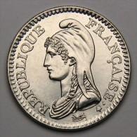 1F République 1992 - Nickel - V° République : En Francs (1958 - 2002) - H. 1 Franc