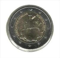 PORTUGAL 2014   2 EURO - Portugal