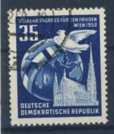 DDR Michel Nr. 321 Y II gestempelt used / gepr�ft BPP Sch�nherr