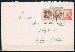 1950.- CADIZ A LA LAGUNA (TENERIFE) - 1931-Hoy: 2ª República - ... Juan Carlos I