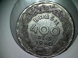 Brésil 400 Reis 1940 - Brésil