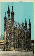 LEUVEN   STADHULS  ---LOUVAIN   HOTEL  DE  VILLE      (NUOVA) - Leuven