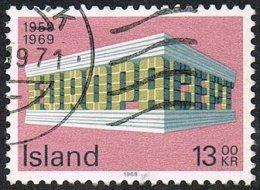 Iceland SG459 1969 Europa 13k Good/fine Used [2/2003/6D] - Gebraucht
