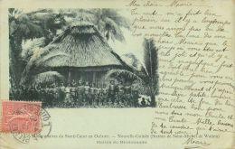 OCEANIE NOUVELLE GUINEE STATION DE SAINT MICHEL DE WAIMA  VOYAGE EN 1906 - Cartes Postales