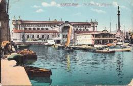 BARCELONA - Puerto Y Aduana, 1911 - Barcelona