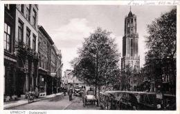 UTRECHT - Oudegracht, 1934 - Utrecht