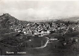 Sicilia-messina-mistretta Veduta Panorama Citta Anni 50 - Italia