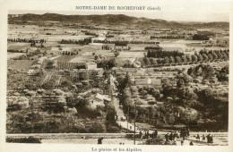 ROCHEFORT DU GARD - Notre Dame De Rochefort La Plaine Et Les Alpilles - Rochefort-du-Gard