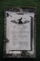 Monument Aux Morts Aux Colombophiles Et Au PIGEON De VERDUN - Monuments Aux Morts