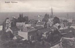 Testelt -panorama - Scherpenheuvel-Zichem