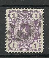 FINNLAND FINLAND 1882 Michel 19 O - 1856-1917 Russian Government