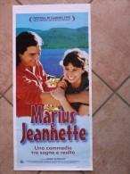 Locandine Cinema  -    Marius E Jeannette. Una Commedia Tra Sogno E Realtà. - Altre Collezioni