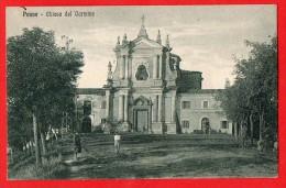 PENNE-PESCARA- CHIESA DEL CARMINE-animata - Pescara