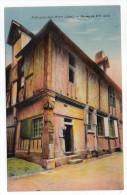 AUBIGNY SUR NERE--Maison Du XVI° Siècle  éd Lenormand--carte En Version Colorisée Pas Très Courante - Aubigny Sur Nere