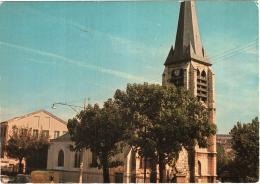 CPM 94 (Val-de-Marne) Gentilly - L'église 1973 - Gentilly