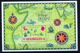 1971 -  SECHELLES - Catg. Mi Block 2 - NH - (X08092015...) - Seychelles (...-1976)
