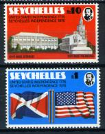 1976 -  SECHELLES - Catg. Mi  356/357 - NH - (X08092015...) - Seychelles (1976-...)
