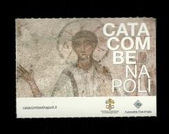 Biglietto Di Ingresso - Catacome Di San Gennaro ( Napoli ) - Tickets - Entradas