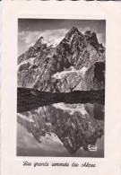 05---Le PELVOUX Et Le Lac TUCKETT---voir 2 Scans - France