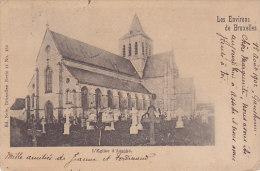L'Eglise D'Assche - (Edit Nels, Précurseur, 1902) - Asse