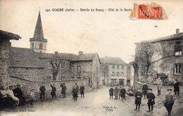 ECOCHE   Entrée Du Bourg - Firminy