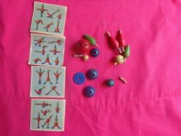 Jeu En Bois  A Reconstituer  (pantin )  Pour Les Ecoles Maternelles- Wakouwa Sous Reserve - Other Collections