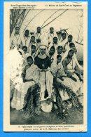 GGE044, Capucins Français Aux Indes, Les Raïs, Mission Du Sacré-Coeur Au Rajputana,trace D'usure à Gauche, Non Circulée - Missions