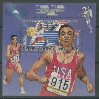 Guinea 1985 Olympiade Los Angeles Block 121 A Postfrisch (R20207) - Guinea (1958-...)