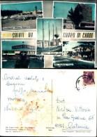 319c) Cartolina Di Campo Di Carne-varie Vedute-viaggiata - Aprilia