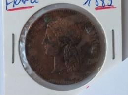 Médaille REPUBLIQUE FRANCAISE EXPOSITION UNIVERSELLE CENTENAIRE DE 1789 - Tourist