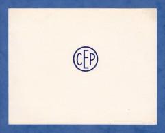 Carte Ancienne - TOULOUSE ( Haute Garonne ) - Entreprise  Chimie & Propulsion - Meilleurs Voeux 1961 - Toulouse