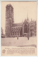 Mechelen, Aartsbisschoppelijke Kerk Van Sint Rombout (pk23130) - Mechelen