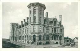 ZEEBRUGGE - Museum - Hôtel Des Postes Et Musée - Post Office And Museum - Zeebrugge