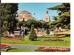 74 Environs D´EVIAN-les-BAINS N° ..1288 : Echappée Sur Le Casino Et L´Eglise / CPM Voy. 1975 Bords Usure Du Temps - Evian-les-Bains