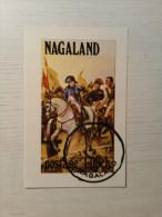 BLOC - NAGALAND - Napoléon. - Napoleone