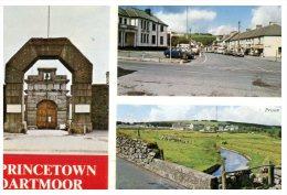 (777) UK - Dartmoor Prison - Goal - Bagne & Bagnards