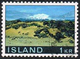 Iceland SG465 1970 Landscapes (2nd Series) 1k Good/fine Used [10/26095/6D] - Used Stamps