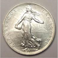 Semeuse 2 Francs 1917 Sup++ Avec Tout Son Velours De Frappe - France