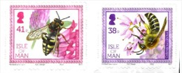 Ref. 293339 * MNH * - ISLE OF MAN. 2012. BEES . ABEJAS - Isola Di Man