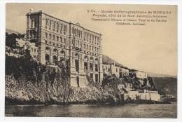 MONACO - N° 2 Bis - MUSEE OCEANOGRAPHIQUE - FACADE COTE MER - CPA NON VOYAGEE - Ozeanographisches Museum