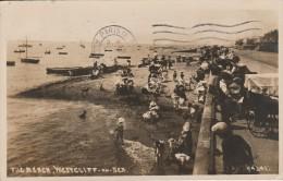Westcliff On Sea - Talbeach - Scan Recto-verso - Autres