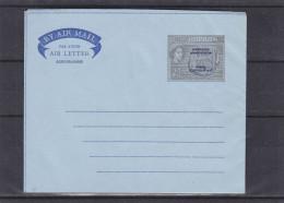Monnaies - Reine Elisabeth  - Chypre - Aérogramme De 1960 - - Cyprus (Republic)