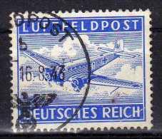 Deutsches Reich, Feldpost, 1942, Mi 1 A X, Gestempel [090915StkKIV] - Alemania