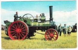 MARSHALL AGRICULTURAL ENGINE  - 'Old Timer' - (Built 1902) -  (1970 - Eastbourne) - England - Tractors