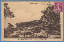 19 - PEYRELEVADE -- Rochers Près - La Table Du Loup - Frankrijk