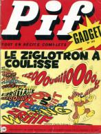 Pif Gadget N°184 (Vaillant1422) BD De Jérémy Et BD De Teddy Ted - Pif Gadget